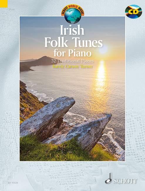 - Irish Folk Tunes (+CD) : for piano