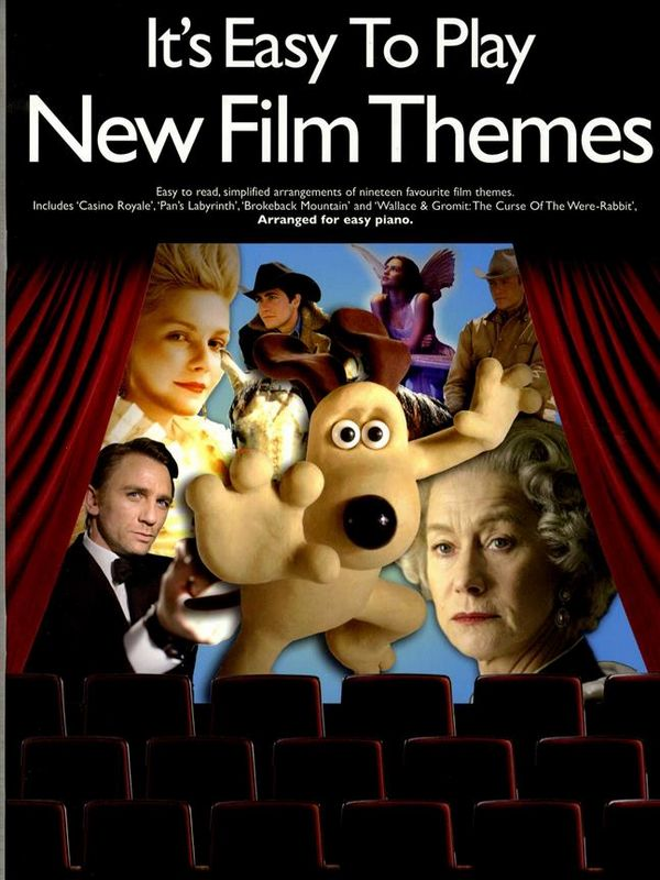 - It's easy to play new Film Themes :