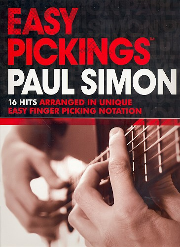 Easy Pickings - Paul Simon: songbook vocal/tab