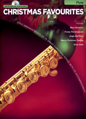 Christmas Favourites (+CD): for flute