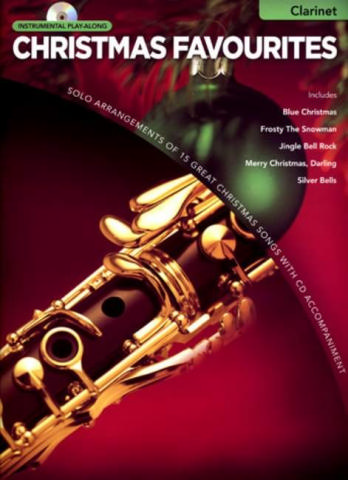 Christmas Favourites (+CD): for clarinet