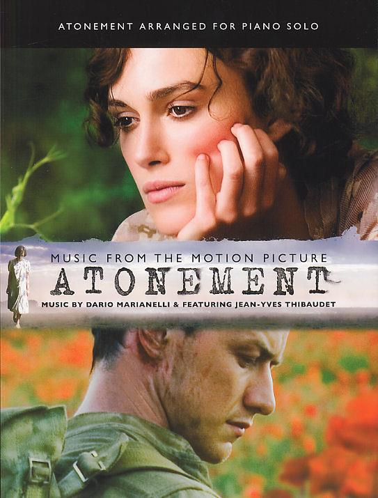Atonement: for piano solo
