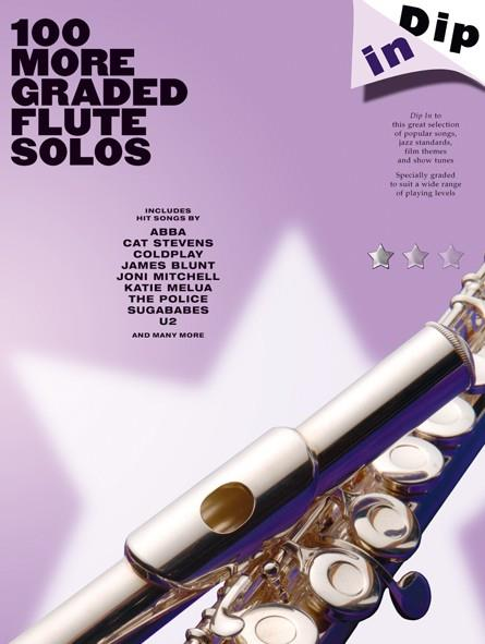 100 more graded Flute Solos