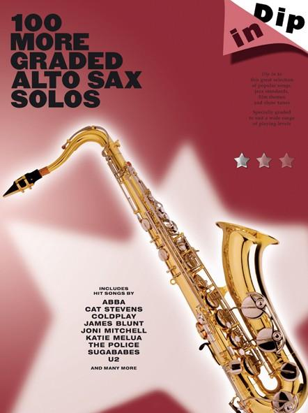 100 more graded Alto Saxophone Solos