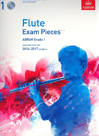 - Selected Flute Exam Pieces 2014-2017
