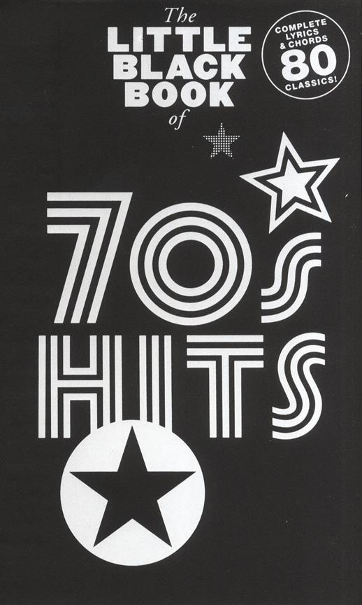 - 70s Hits : The little black book