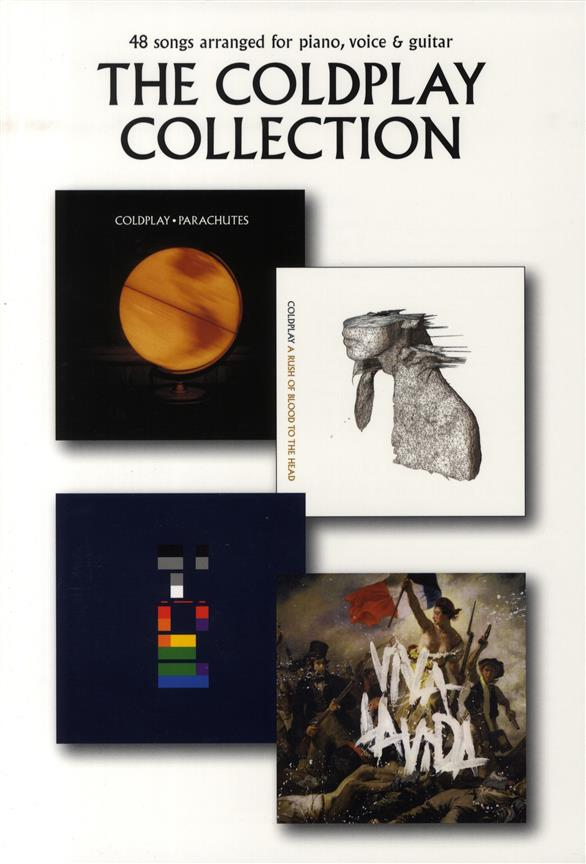 - The Coldplay Collection :