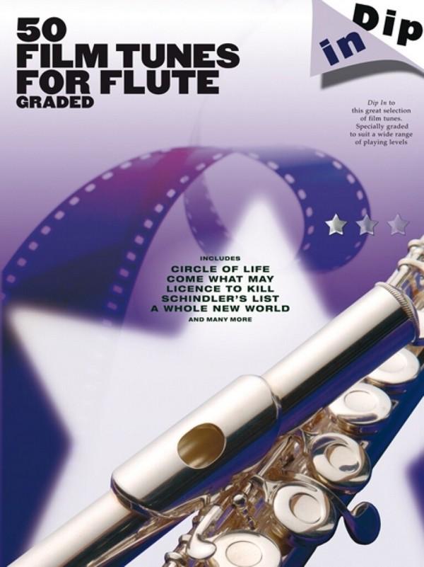 50 Film Tunes: for flute