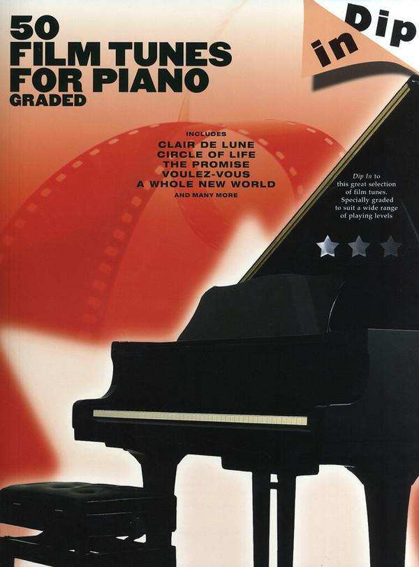 50 Film Tunes: for piano (graded)