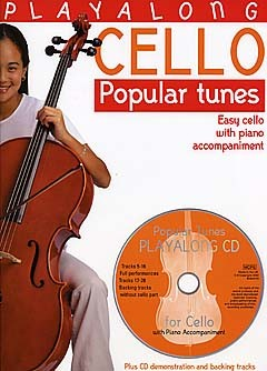 - Playalong Cello (+CD) :