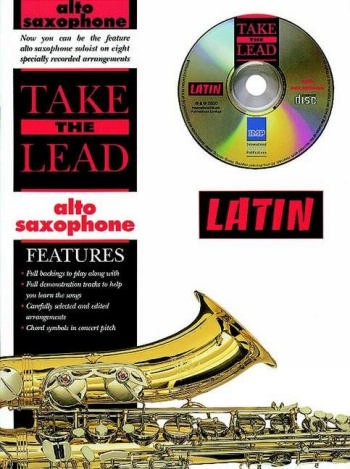 TAKE THE LEAD (+CD): LATIN FOR TRUMPET