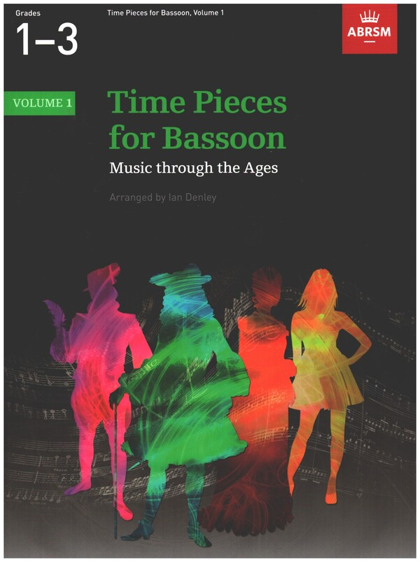 - Time pieces vol.1 : for bassoon