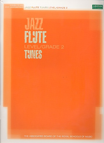 Jazz flute Tunes Level 2 (+CD): for flute and piano