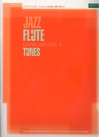 Jazz Flute Tunes Level 3 (+CD): for flute and piano