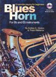 Blues Horn (+CD): for Bb and Eb instruments