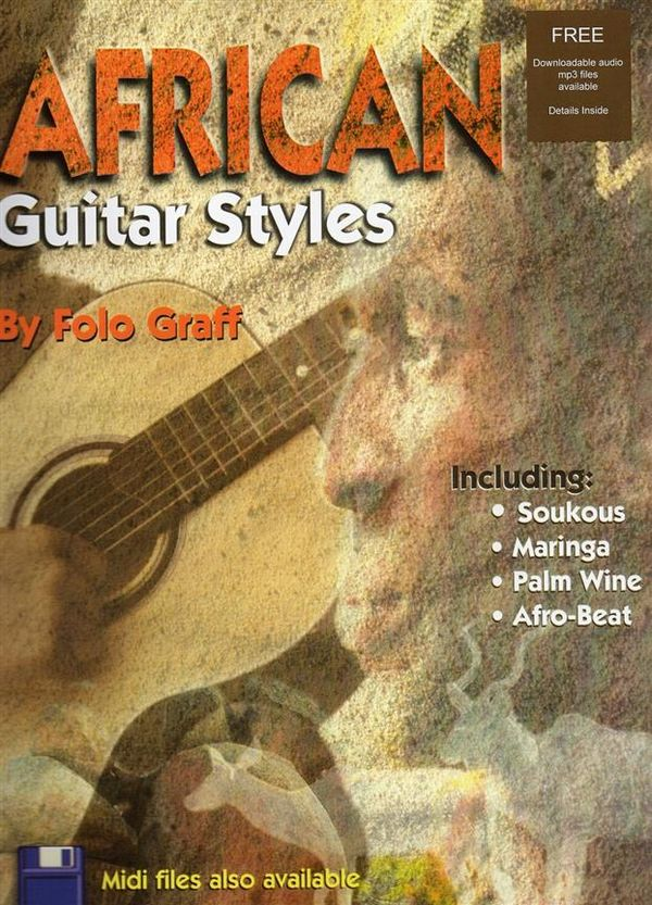 African Guitar Styles (+CD)