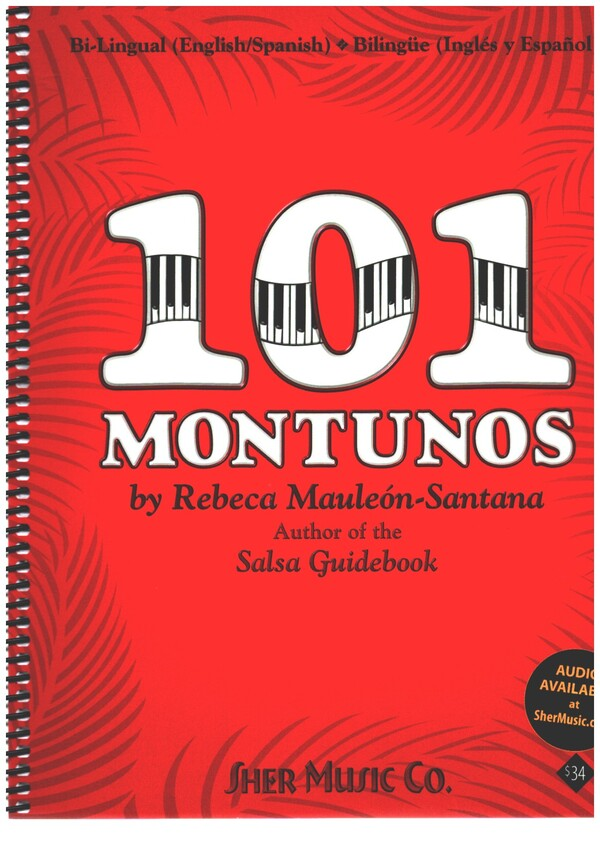 101 Montunos (+2 CDs): for piano (en/sp)