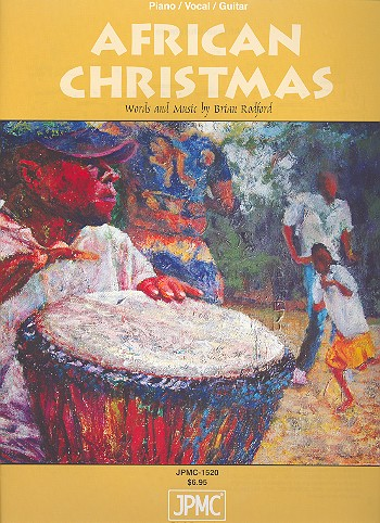 African Christmas: for piano/vocal/guitar
