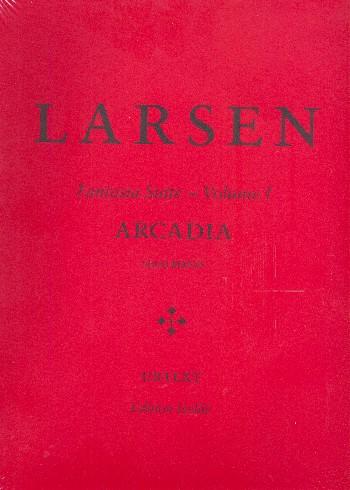 Arcadia: for piano solo