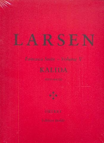 Kalida: for piano solo