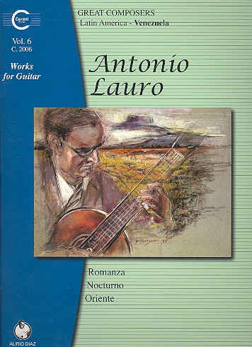 Works for guitar vol.6: Romanza, Nocturne Oriente