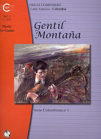 Works for guitar vol.1: Suite Colombiana no.1