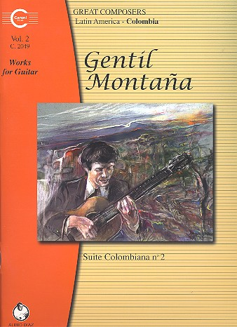 Works for Guitar vol.2: Suite Colombiana no.2