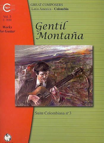 Works for guitar vol.3: Suite Colombiana no.3