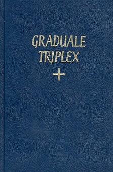 Graduale triplex: seu graduale romanum Pauli Pp .VI (gebunden)