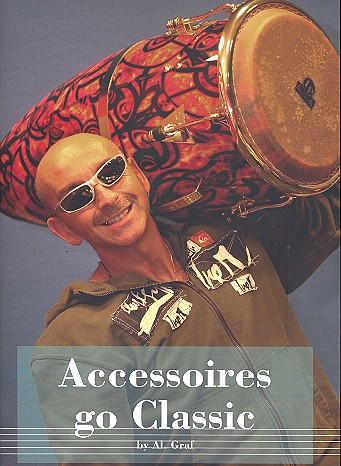 Accessoires go Classic (+CD): for percussion
