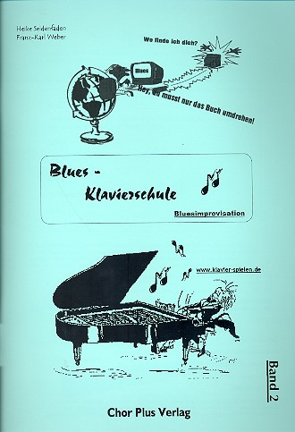 Blues-Klavierschule Band 2: Bluesimprovisation