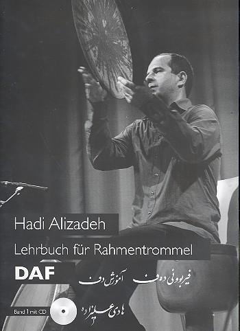 Lehrbuch für Rahmentrommel Daf Band 1 (+CD)