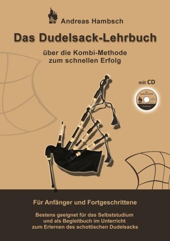 Dudelsack - das Lehrbuch (+CD)