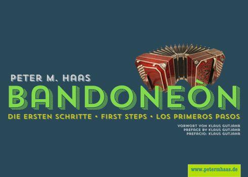 Bandoneon - die ersten Schritte (dt/en/sp)