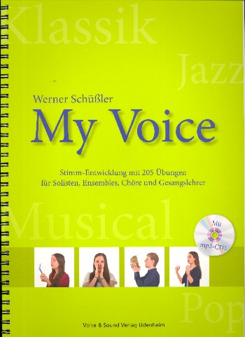 My Voice (+MP3-CD) : - Vollanzeige.