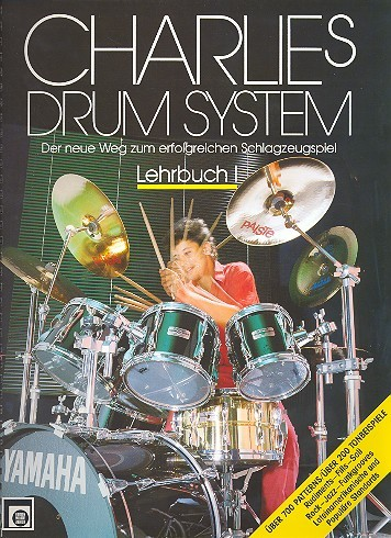 - Charlies Drum System (+CD) :