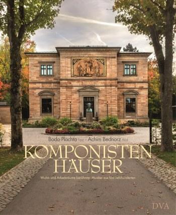 Komponistenhäuser : Wohn- und Arbeitsräume - Vollanzeige.