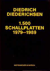 1500 Schallplatten 1979-1989: Ein präzises Bild der populären