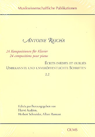 24 Kompositionen für Klavier