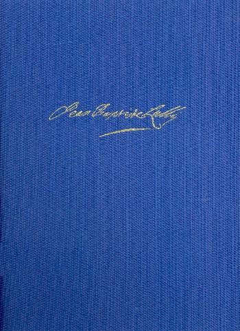 Oeuvres complètes série 4 vol.3 : - Vollanzeige.