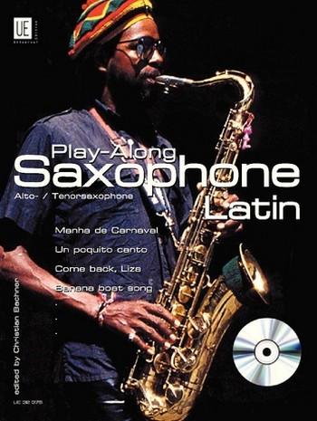 - Playalong Saxophone Latin (+CD) :