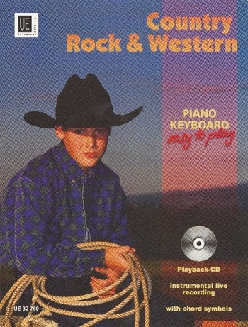 Country Rock and Western (+CD): for piano or keyboard (easy to play)