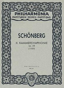 Kammersinfonie Nr.2 opus.38 Studienpartitur