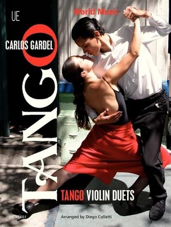 Tango: für 2 Violinen Spielpartitur