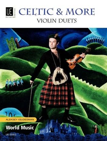 Celtic and more: für 2 Violinen Spielpartitur