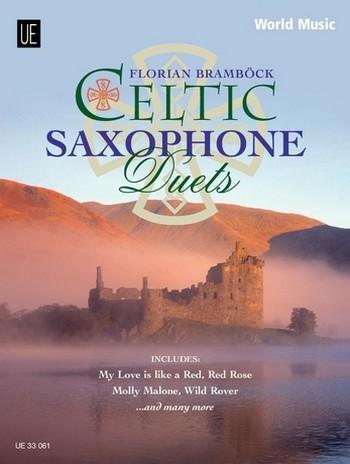 Celtic Saxophone Duets: für 2 Saxophone (AA/AT)