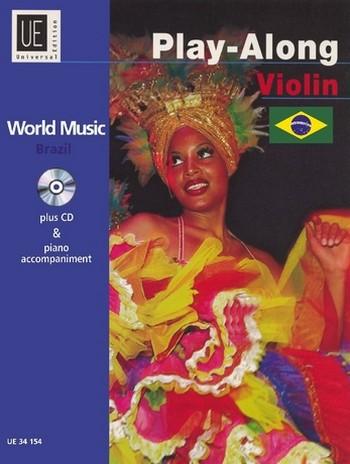World Music Brazil (+CD): für Violine und Klavier
