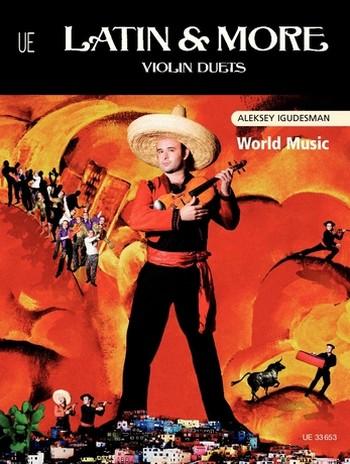 Latin and more: für 2 Violinen
