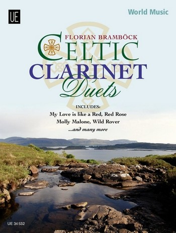 Celtic Duets: for 2 clarinets score