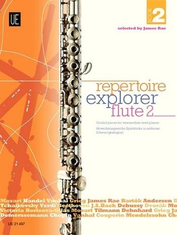 - Repertoire Explorer Flute vol.2 :